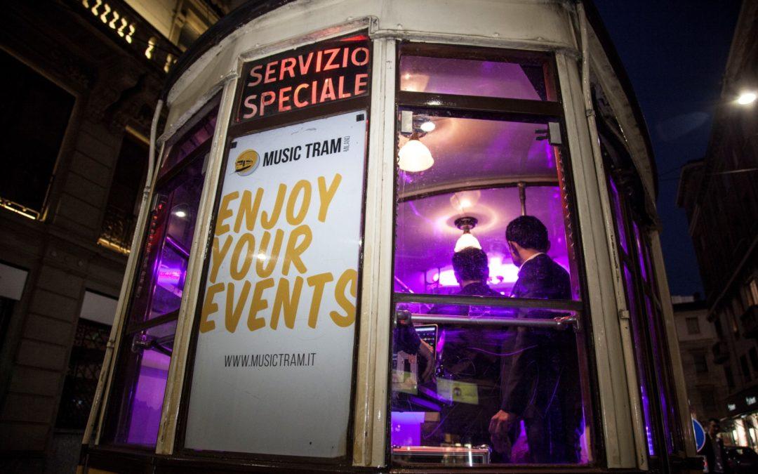 Eventi in Tram a Milano, la nuova tendenza per festeggiare un'occasione speciale