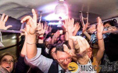 Feste in Tram a Milano, ecco le nuove formule di Music Tram